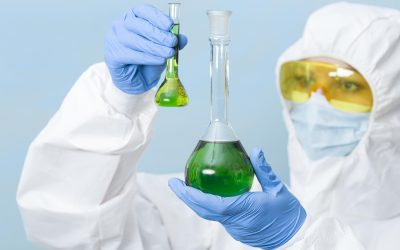 ¡La seguridad química en sus manos!