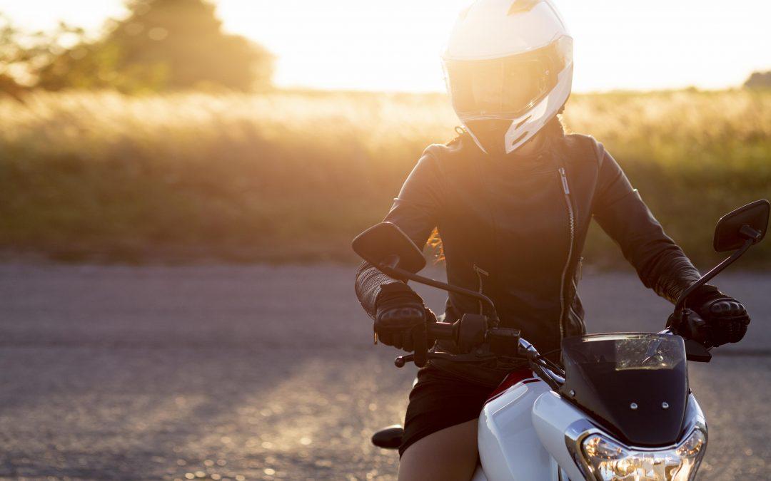 Curso virtual de conducción para motociclistas