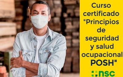 El curso POSH de National Safety Council, formando y certificado a más personas a través de Sogrisel